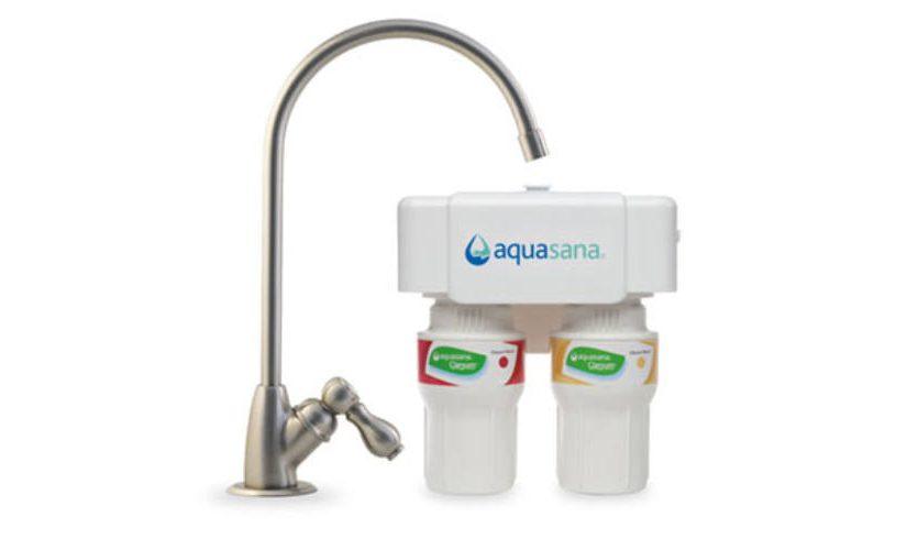 Az Aquasana garanciát vállal a termékeire