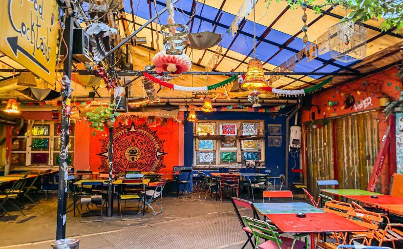 Budapest bars és ami mögötte van