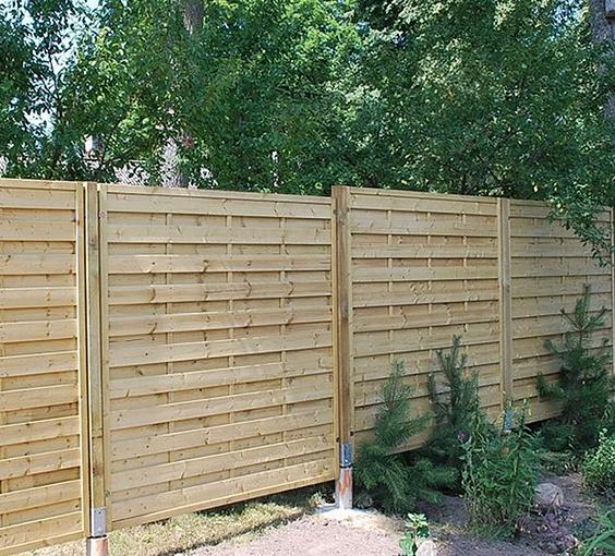 Kerítés elem szép designnal